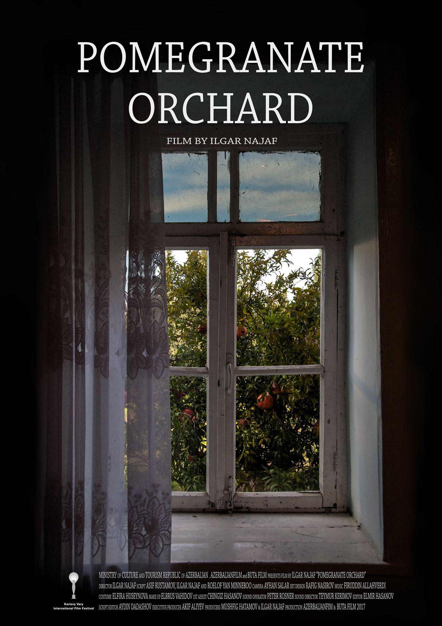 Pomgranade Orchard