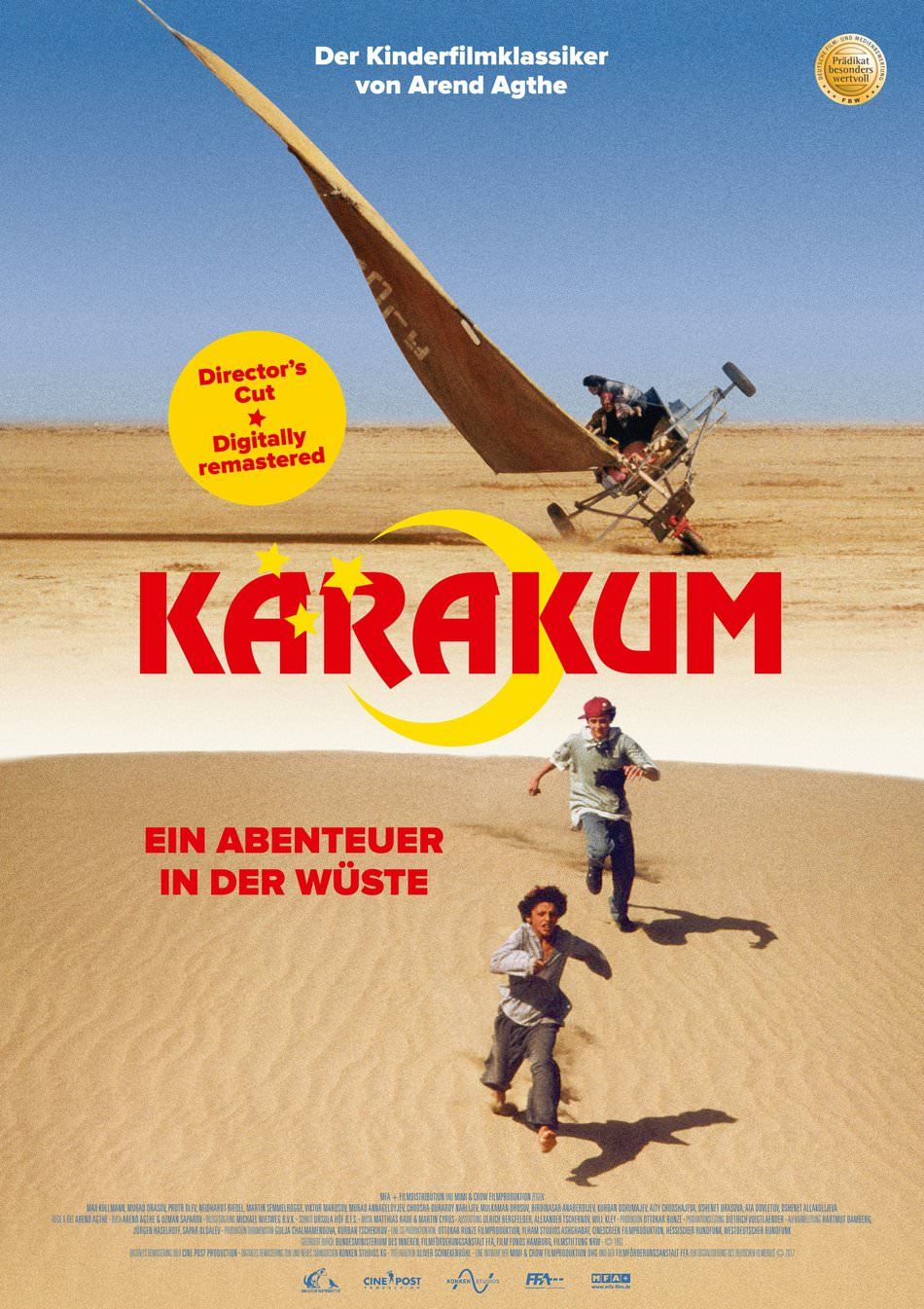 KARAKUM – Digitale Restauration